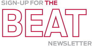Sign up for the beat newsletter
